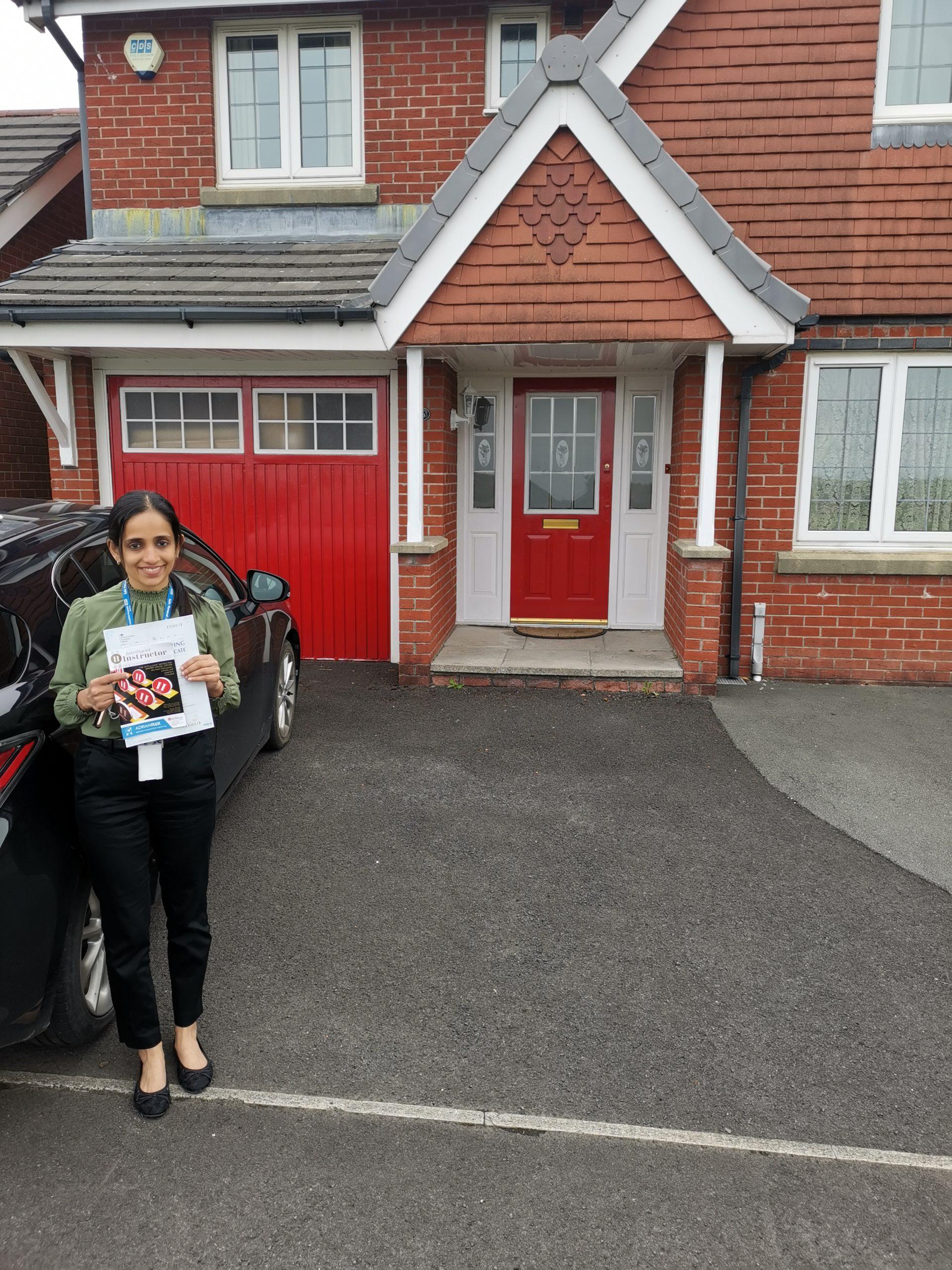 Keyworker Key worker NHS driving school Blackburn