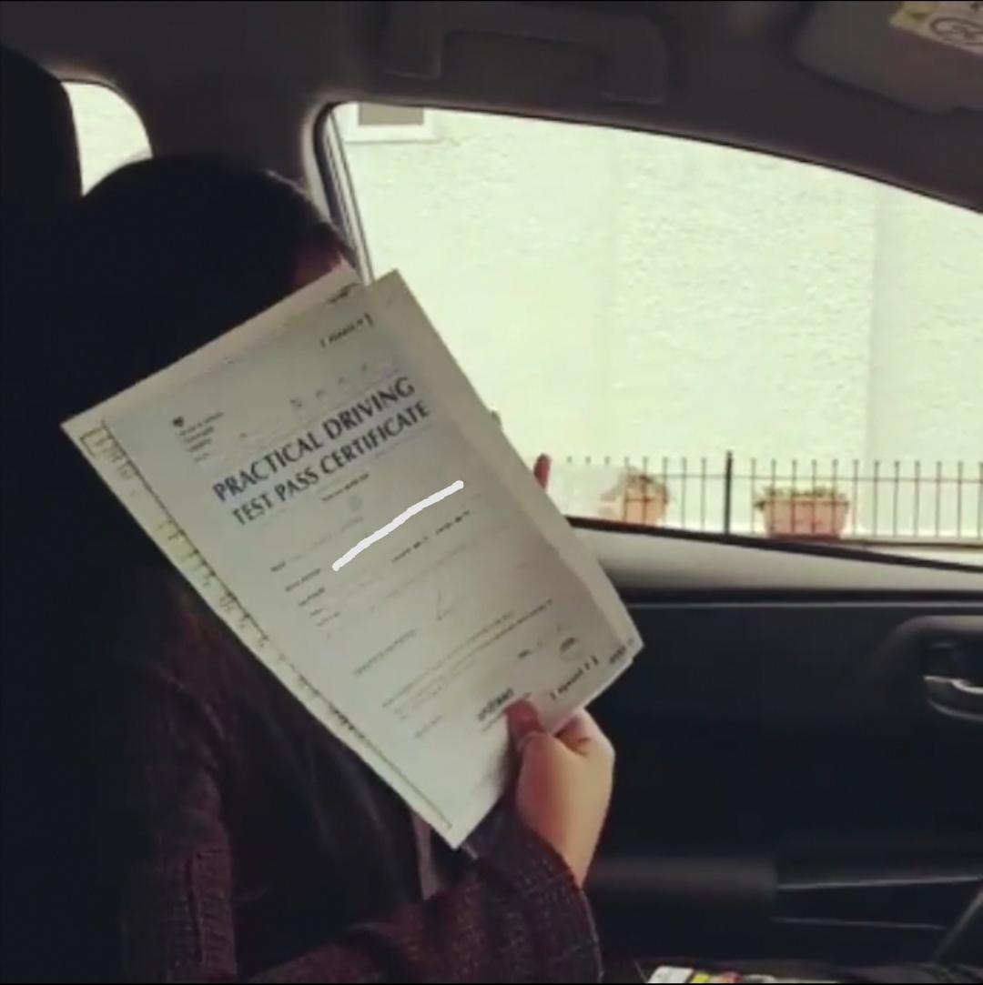 female Driving School blackburn automatic